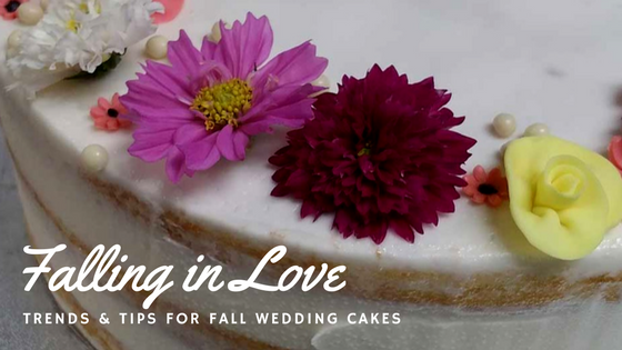 Creating Your Perfect Autumn Wedding Cake
