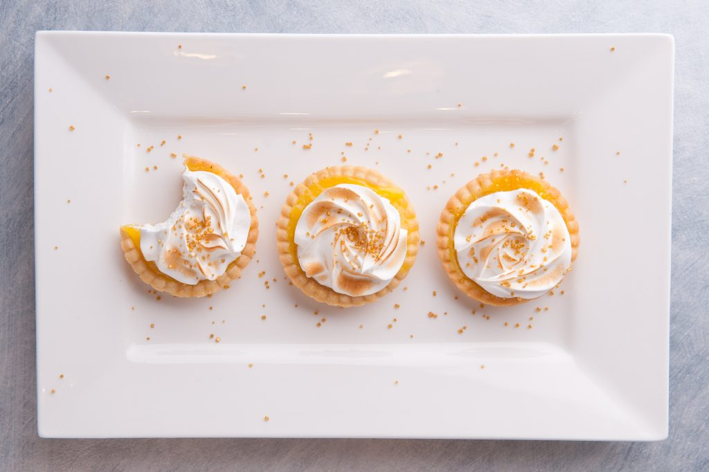 Rabbit Hole Bakery Lemon Meringue Tarts