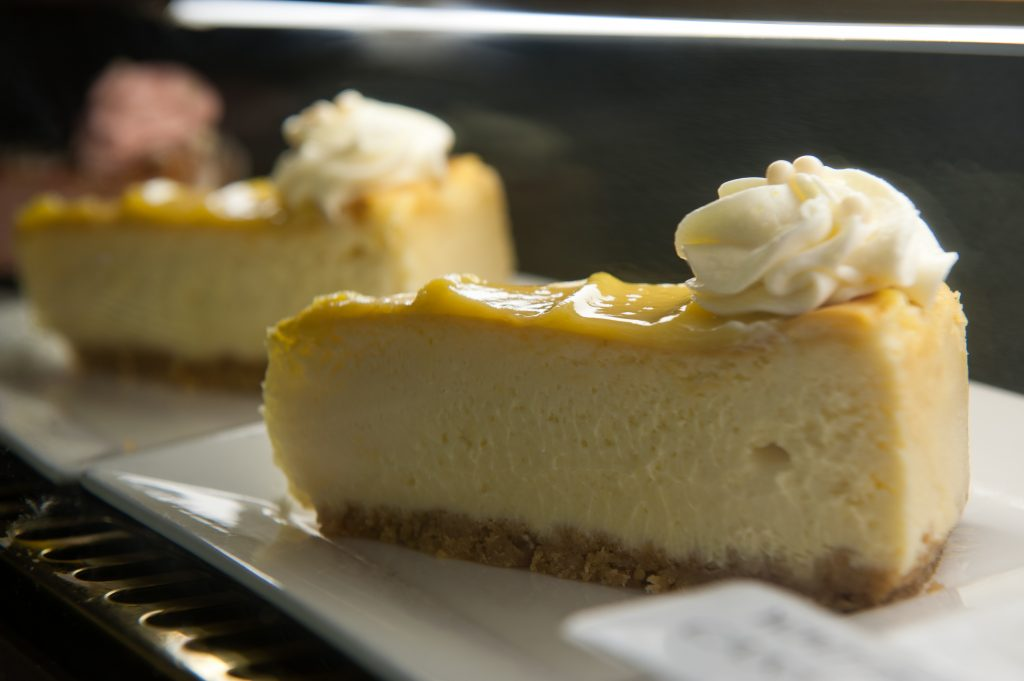 Rabbit Hole Bakery Cheesecake