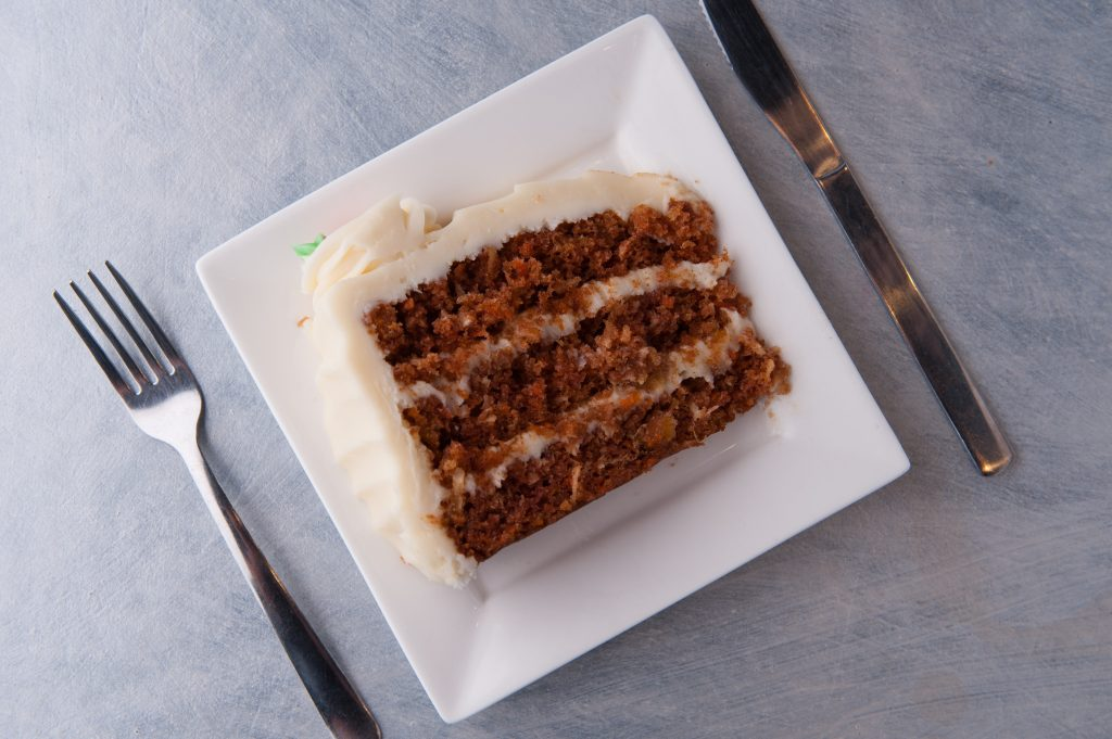 Rabbit Hole Bakery Carrot Cake