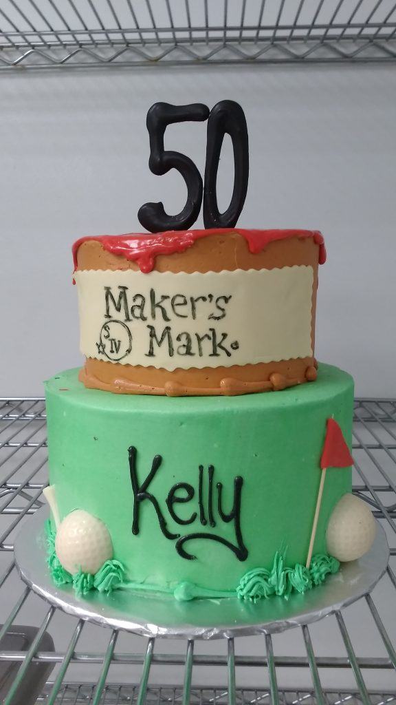 makers mark cake